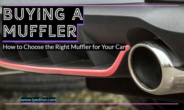 How to Choose the Right Muffler for Your Car